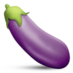eggplant emoticon - photo #12